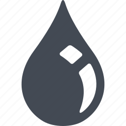combustible, drop, fuel, oil and gas, oil drop icon
