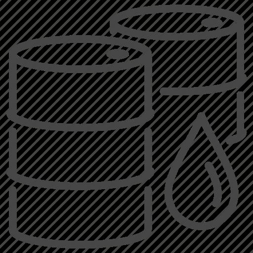 fuel, gasoline, oil, petroleum, products, tank icon