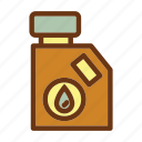 energy, fire, gas, gasoline, industry, oil, petrol icon