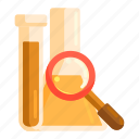 analysis, chemical, chemist, experiment, lab, r&d, research icon