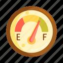 fuel, fuel gauge, gauge, meter