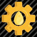development, industry, oil, oil development icon