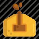 field, oil, oil field icon