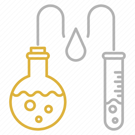Chemical, analysis, laboratory, chemistry icon - Download