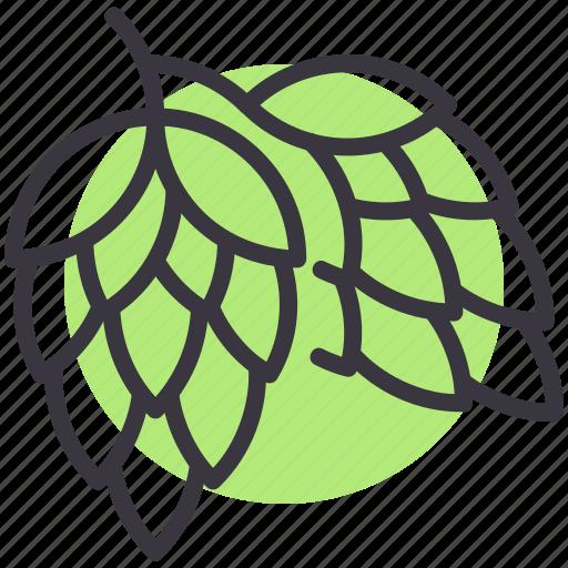 bavaria, beer, brew, hop icon