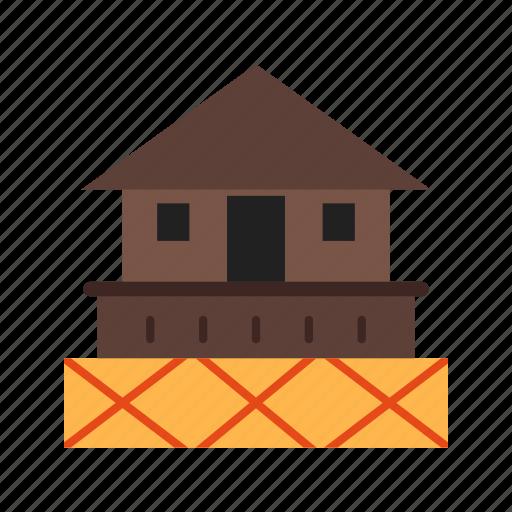 architecture, building, estate, garage, garden, house, modern icon