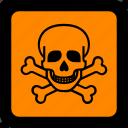 danger, hazard, hazard symbol, safety, toxic