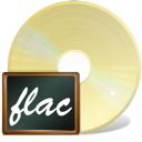 fichiers, flac icon