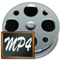 fichiers, mp4 icon