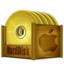 hdd, osx icon