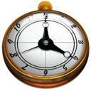 antique, clock, pocket watch, time, timepiece, watch icon
