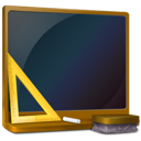 blackboard, education, school, teach, teaching icon