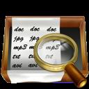 doc, recherche, tag icon