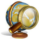 earth, find, globe, search, world icon