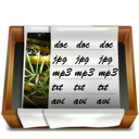 document, recents icon
