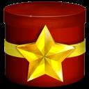 box, favorites icon