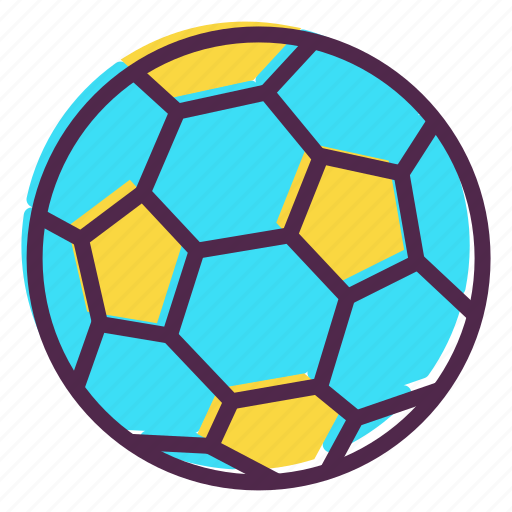 Ball, games, handball, olympics, play, sports icon - Download on Iconfinder