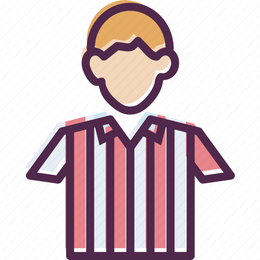 Games, olympics, player, referee, soccer, sports, umpire icon - Download on Iconfinder