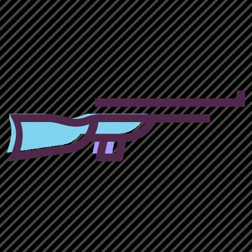 air gun, games, olympics, pistol, rifle, shooting, sports icon