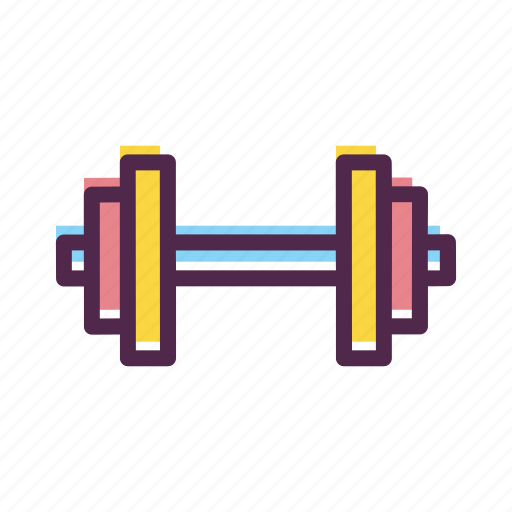 barbell, fitness, games, olympics, sports, weight, weightlifting icon