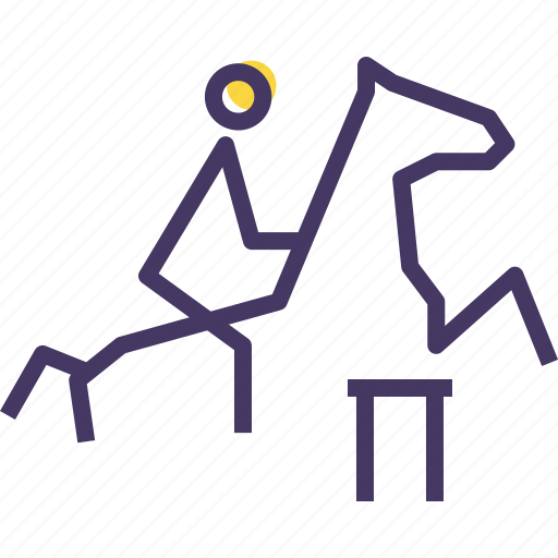 equestrian, games, horse, olympics, riding, show jumping, sports icon
