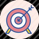archery, arrow, bullseye, games, goal, olympics, target