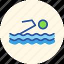 aquatics, games, olympics, pool, sports, swimming, water