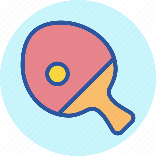 Ball, games, olympics, paddle, ping pong, sports, table tennis icon - Download on Iconfinder