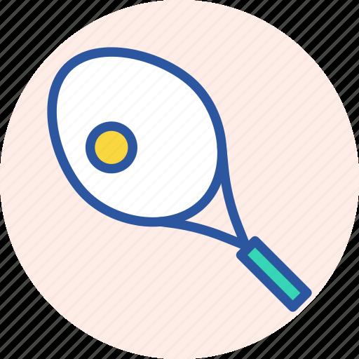 ball, game, hit, olympics, racket, tennis, wimbledon icon