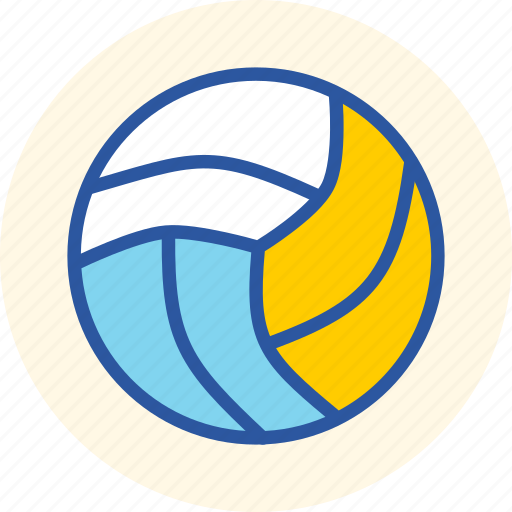Ball, games, olympics, play, sports, volleyball icon - Download on Iconfinder