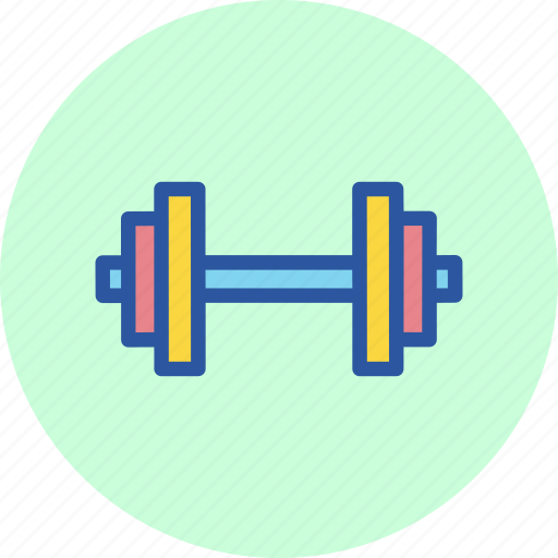 Barbell, fitness, games, olympics, sports, weight, weightlifting icon - Download on Iconfinder
