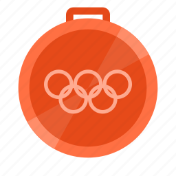 bronze, games, medal, olympic, sport icon