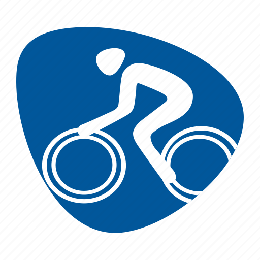 bike, cycling, games, olympic, road, sport icon
