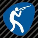 games, gun, olympic, shooting, sport