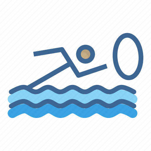 Aquatics, games, marathon, olympics, sports, swimming, water icon - Download on Iconfinder