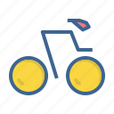 bicycle, cycle, cycling, games, olympics, sports, track icon