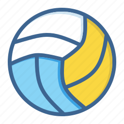 ball, games, olympics, play, sports, volleyball icon