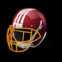 american, football, helmet, sport