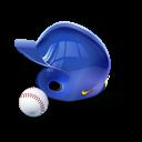 baseball, helmet, sport