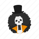 anime, brook, cartoons, humming brook, one piece, soul king, straw hat pirates icon