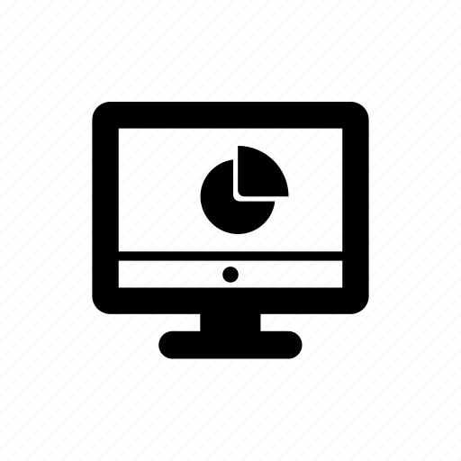 chart, computer, graph, online, statistics, stock, website icon