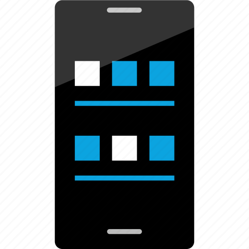 activity, apps, home, internet, online, phone, wireframe icon