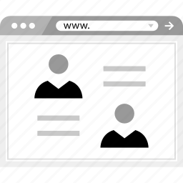 dating, online, profile, user icon