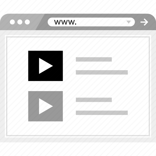 brower, profile, user, web, wireframe icon