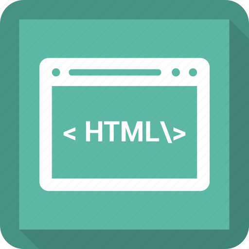 browser, coding, html, internet, seo, web, website icon