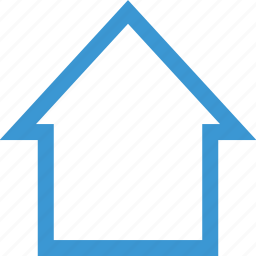 equity, home, house, housing, online icon