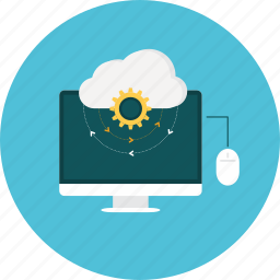 cloud, computer, download, online, safely, setting, upload icon
