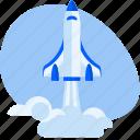 development, launch, new, rocket, spaceship, startup, technology