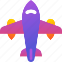 airplane, flight, plane, transport, transportation, travel, vehicle