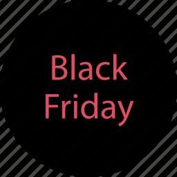 black friday, event, sale icon